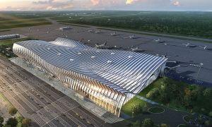 Как добраться до крымских курортов из нового терминала аэропорта Симферополя