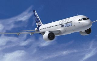 Обзор самолета Аэробус A320: история, характеристики, план салона