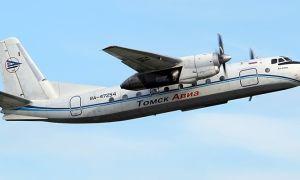 Обзор пассажирского самолета Ан-24