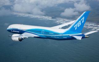 Обзор самолета Boeing 787 Dreamliner