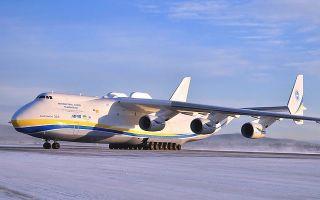 Обзор транспортного самолета Ан-225 Мрия