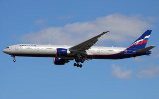 Схема боинга 777 300 аэрофлот лучшие места фото 624
