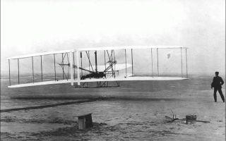 Первые самолеты в мире и России