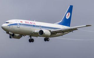 Схема салона и лучшие места в самолете Boeing 737-300