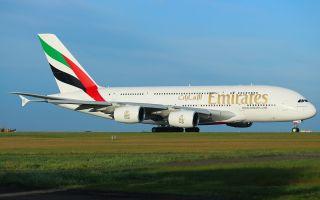 Лучшие места в Аэробусе А380-800 авиакомпании Emirates