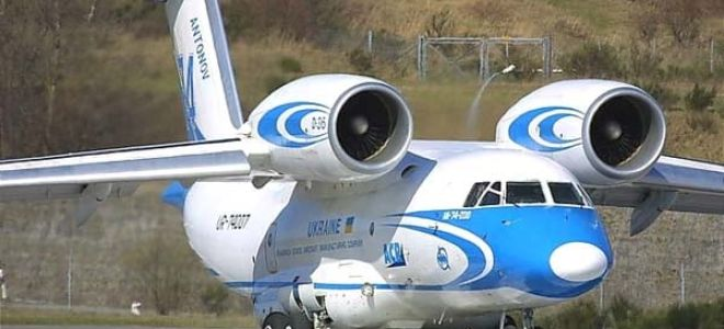 Обзор самолета Ан-74