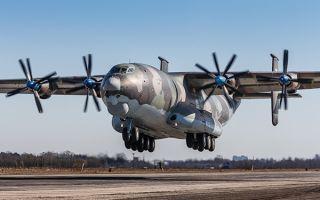 Обзор транспортного самолета Ан-22 (Антей, Изделие 100)