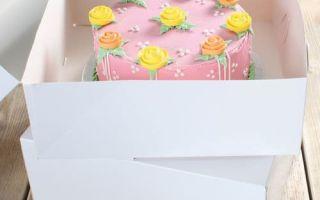 Правила перевозки тортов и других кондитерских изделий в ручной клади и багаже
