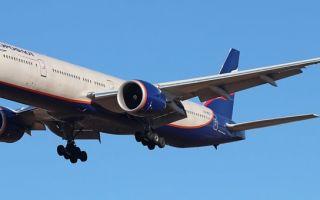 Обзор семейства самолетов Boeing 777