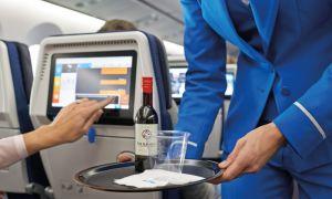 Алкоголь в самолете: нормы провоза и таможенные правила