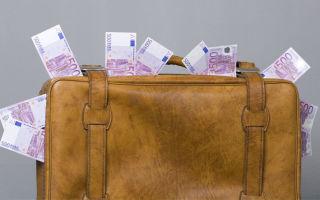 Перевозка денег в самолете по России и за границу в 2019 году