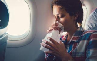 Таблетки от укачивания в самолете для взрослых и детей