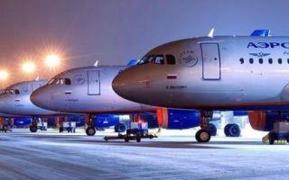 Авиапарк Аэрофлота: возраст и характеристики самолетов