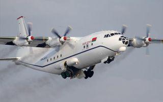 Обзор военно-транспортного самолета Ан-12