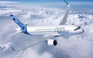 Самолет Airbus A320neo, A330neo