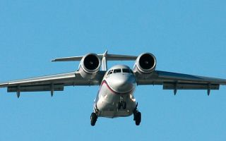 Обзор самолета Ан-72 «Чебурашка»