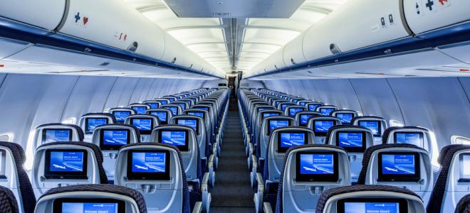 Классы обслуживания в самолетах