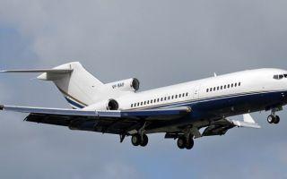 Обзор самолета Boeing 727