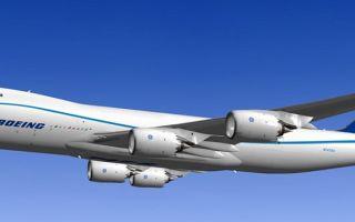 Схема салона, лучшие места, характеристики и история создания самолета Boeing 747-8
