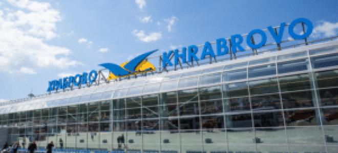 Как добраться из аэропорта Храброво в Калининград
