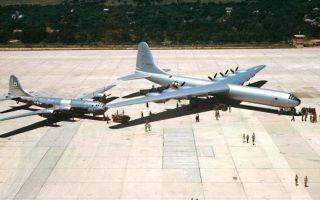 Первый самолет-истребитель дальнего полета