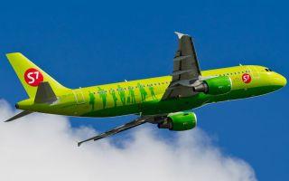 Правила провоза багажа и ручной клади в авиакомпании S7